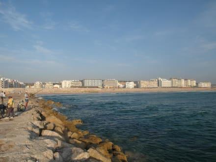 Strand/Küste/Hafen - Strände Costa da Caparica
