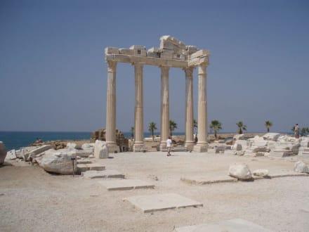 Apollo-Tempel - Apollon Tempel