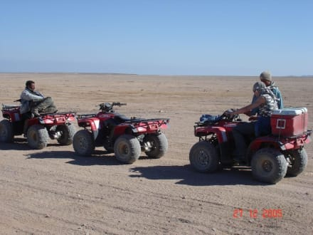 Quadtour - Quad Tour Makadi Bay