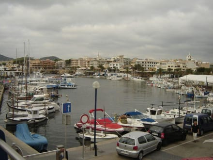 Hafen - Yachthafen Cala Ratjada