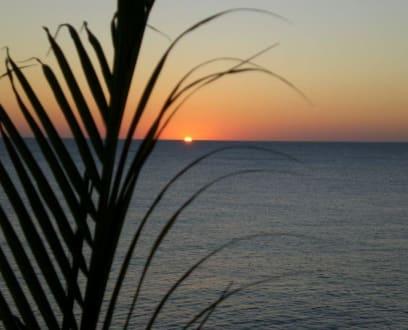 Sonnenuntergang vom Rick´s Cafe aus - Rick's Café