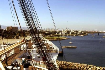 Blick von der Queen Mary I - Queen Mary