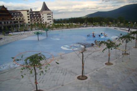 Pool Hotel Gołębiewski