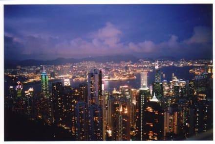 Hong Kong - China - Victoria Peak