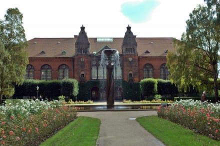 Außenansicht - Königliche Bibliothek