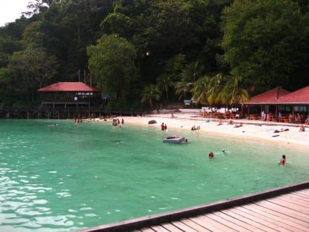 Der Hauptstrand - Pulau Payar Marine Park