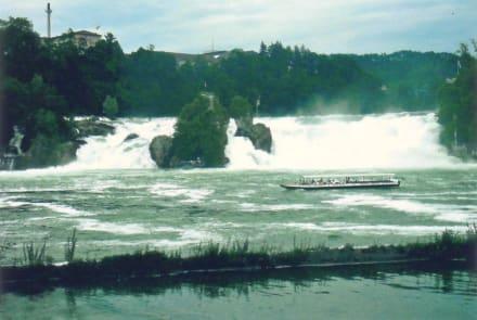 Die Rheinfälle - Rheinfall von Schaffhausen
