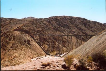 Eisenbahnbrücke - Tren a las Nubes