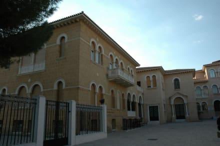 Innenhof - Erzbischöflicher Palast