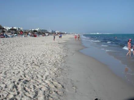 Hammamet Yasmine - Strand - Strand Hammamet