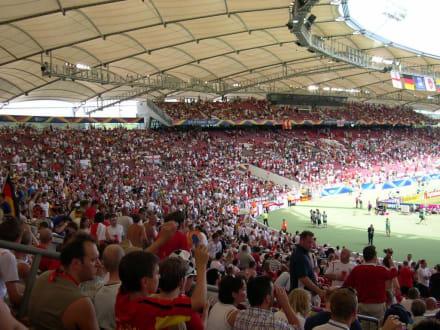 Stadion Fussball WM - Mercedes-Benz Arena