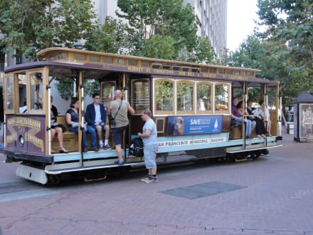 Sights (other) - Cable Car