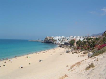 Morro Jable - Strand Morro Jable