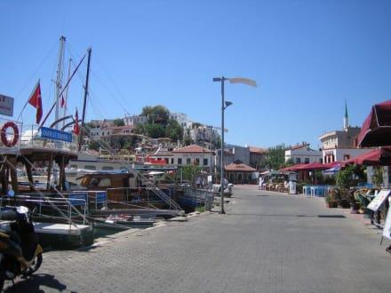 Hafen von Marmaris - Yachthafen Marmaris