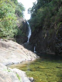 Klong Plu - Klong Plu Wasserfall