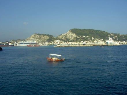Hafen von Zakynthos - Hafen Zakynthos