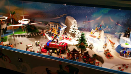 Playmobilausstellung - Christkindlesmarkt