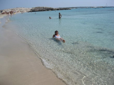 playa de ses illetes urlaub