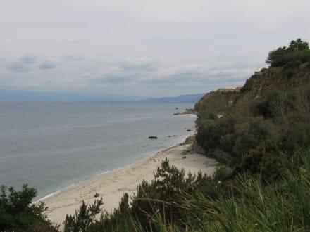 Badebucht - Strand Briatico