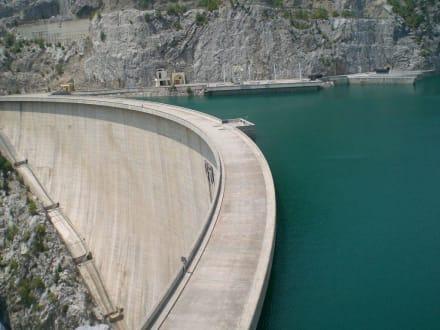 6. grösster Stausee - Oymapinar Baraji/ Stausee Green Lake & Green Canyon