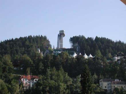Innsbruck Berg Isel Schanze - Olympiaschanze Bergisel