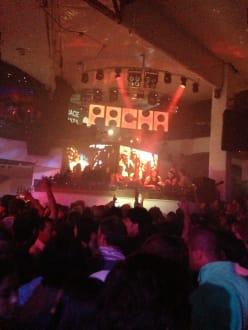Bob Sinclair live im Pacha - Pacha