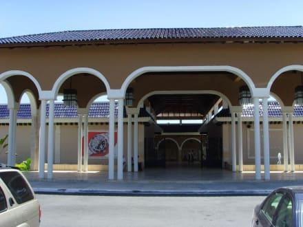 Eingangsportal - Palma Real Shopping Village