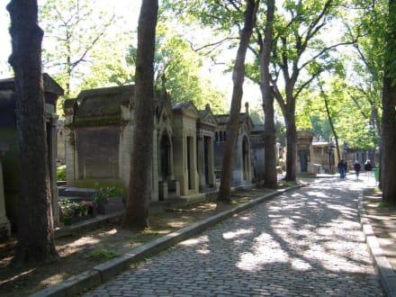Friedhof Pere Lachaise - Père Lachaise