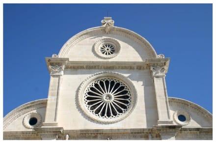 UNESCO Weltkulturerbe - die Kathedrale Sv. Jakov - Kathedrale Sv. Jakov