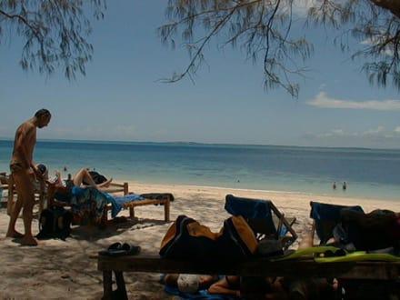 Endlich ausruhen! - Insel Mesali