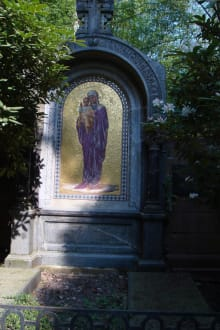 Russischer Friedhof - Russischer Friedhof