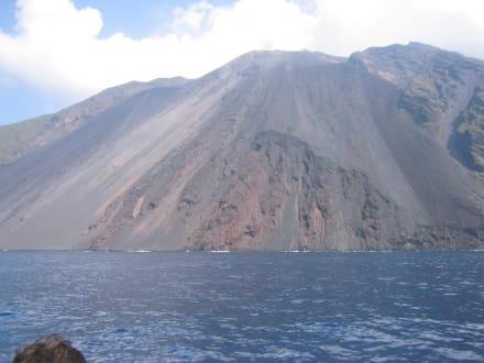 Stromboli - Vulkan Stromboli