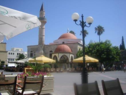 Moschee & Basar Kos Stadt - Defterdar Moschee