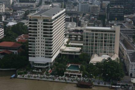Oriental (Aussenansicht) - Oriental Hotel