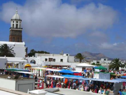 Teguise Markt - Markt in Teguise