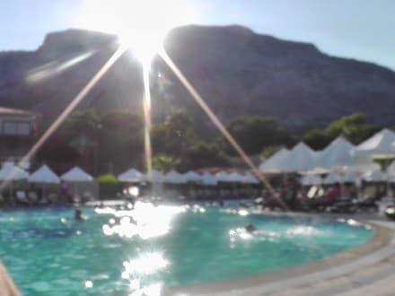 Pool - Hotel Crystal Flora Beach Resort