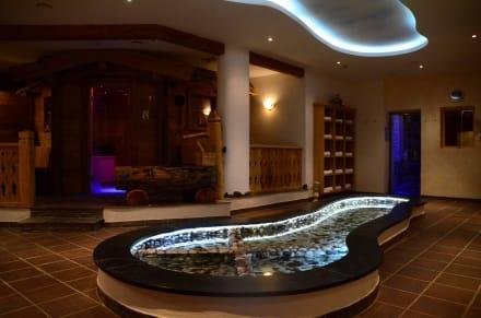 Saunavorraum - Alpin Life Resort Lürzerhof