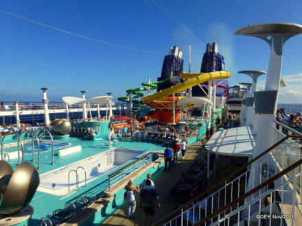 Aqua Park - Norwegian Epic
