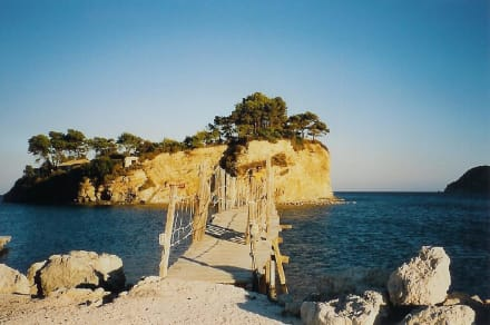 Agios Sostis - Insel Cameo