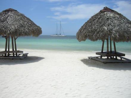Strandidylle auf Cayo Blanco - Strand Cayo Blanco