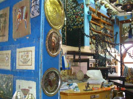 Einblicke in Ahmeds Laden - Zentrum Hurghada