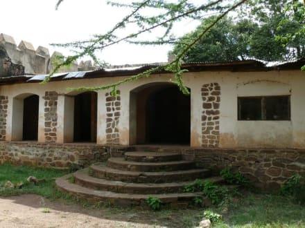 Impressionen der Vergangenheit - Fort Ikoma
