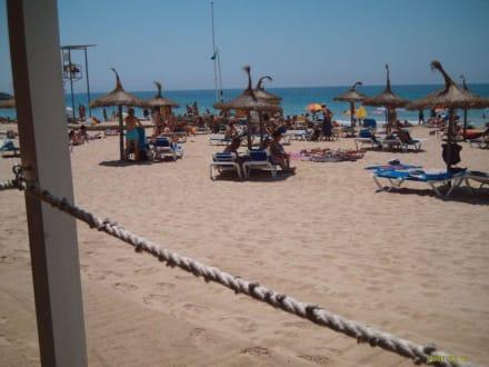 Strand - Strand Cala Mayor / Cala Major