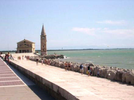 Religious sites (churches, temples, etc.) - Old Town Caorle