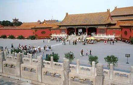 Peking - Kaiserpalast - Verbotene Stadt/Kaiserpalast