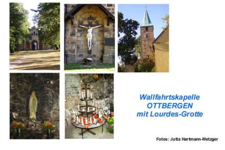 Die Wallfahrtskapelle Ottbergen - Wallfahrtskapelle Ottbergen