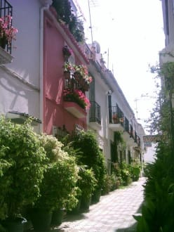 Marbella Innenstadt - Altstadt Marbella