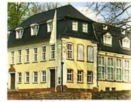 Aussenansicht - Museum Schlösschen im Hofgarten