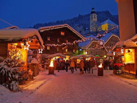 Adventmarkt in Großarl - Salzburger Bergadvent Adventmarkt Großarl