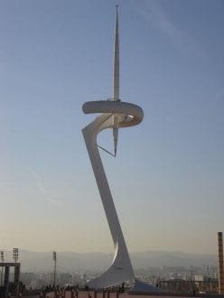 Torre Calatrava - Olympiapark Barcelona